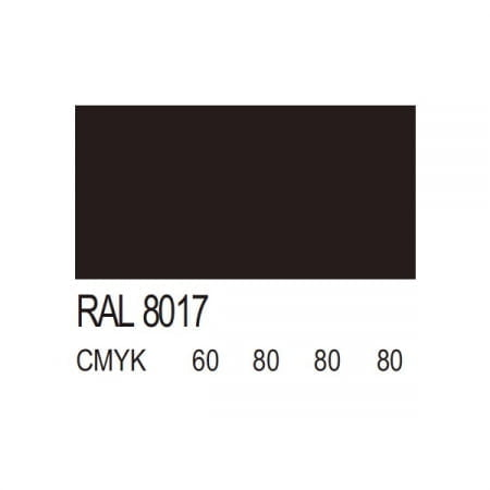 Listaruuvi 4,8x20 RAL 8017