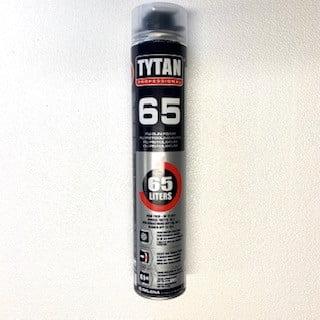 Tytan Professional 65 pistoolivaahto 870ml, elastinen kesälaatu
